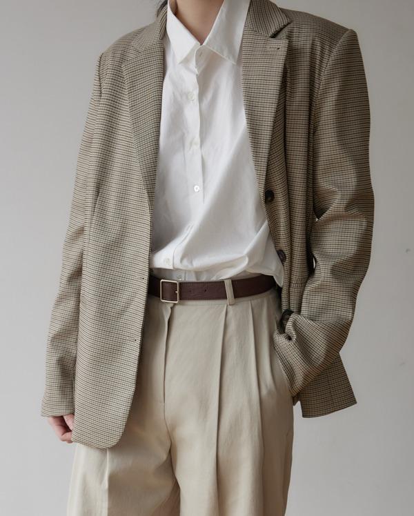 toms boy check jacket