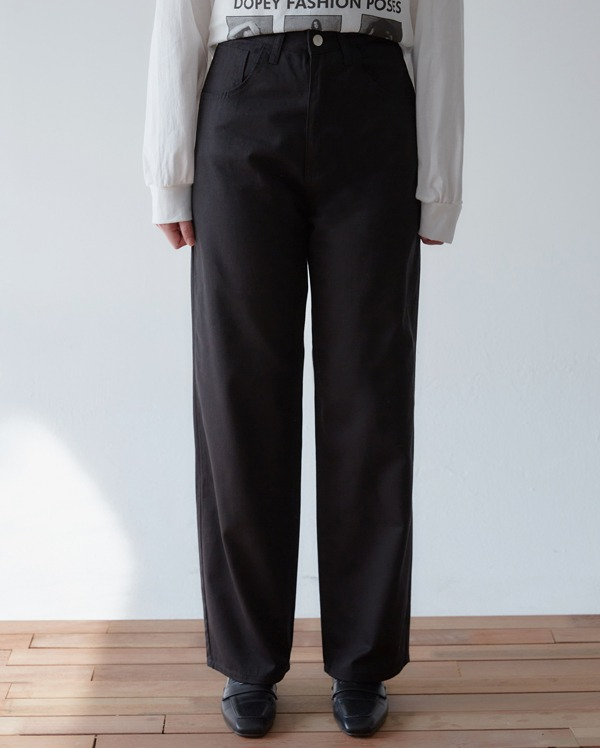 stitch point wide pants (s, m, l)