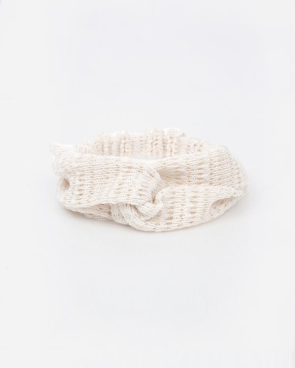 knitting hair band (2 colors)