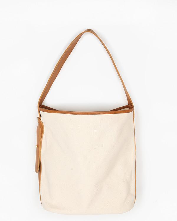casual bucket canvas bag