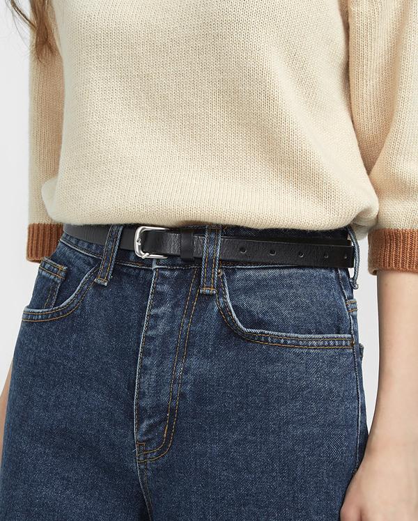 autumn real leather belt