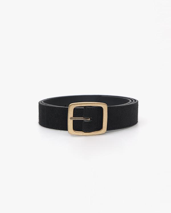 tender suede belt