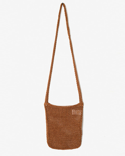 vivid casual knit bag