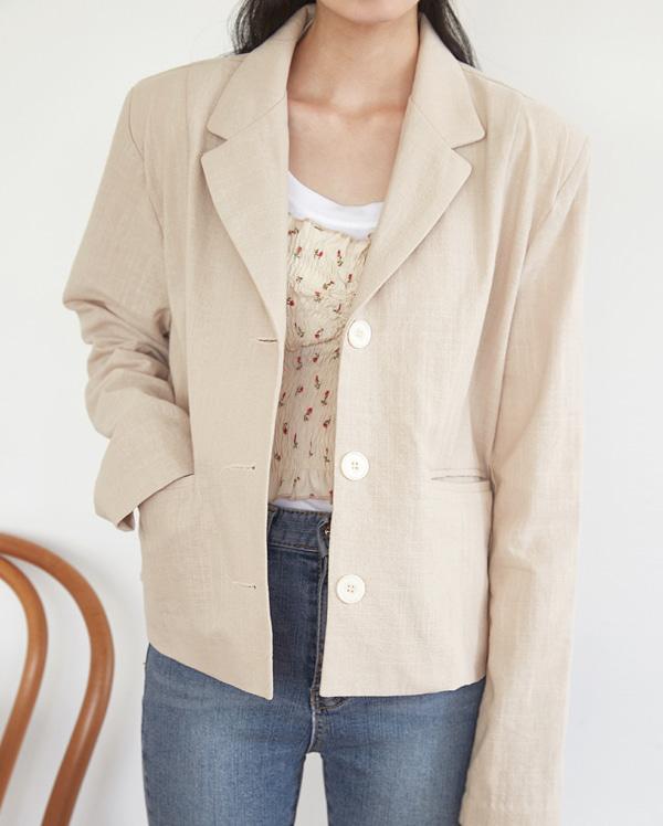 base cotton short jacket