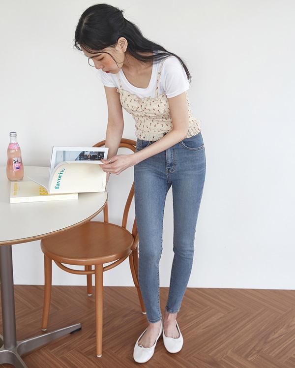 like skinny denim pants (25-29)