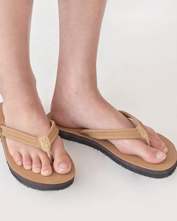 met light flip flop (s-xxl)