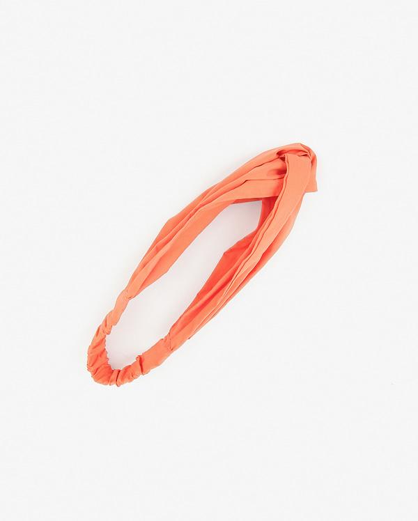 colorful basic hair band