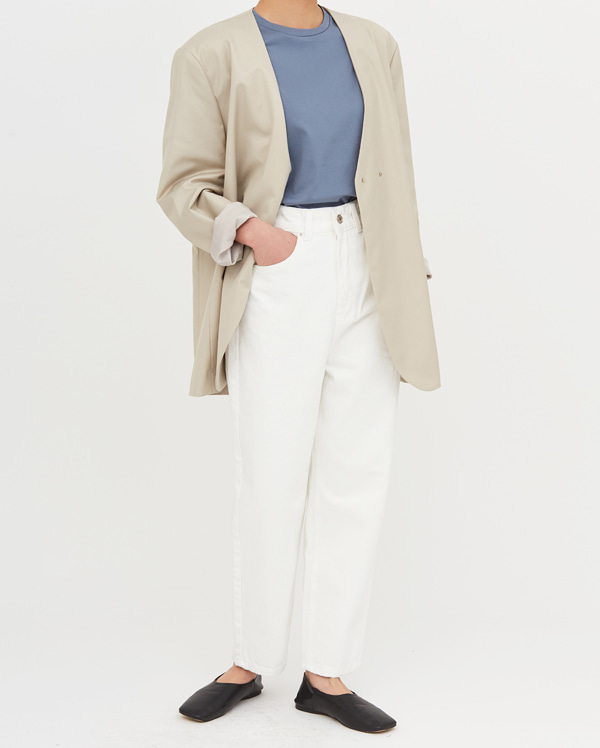clade straight cotton pants