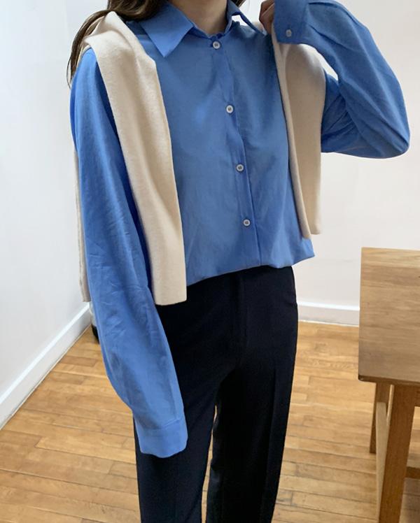 see-through silket cotton shirts