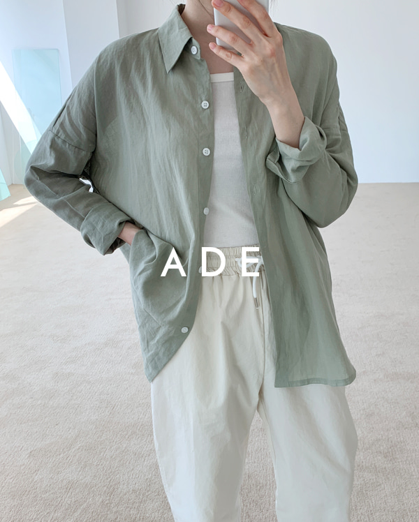 come in linen shirts