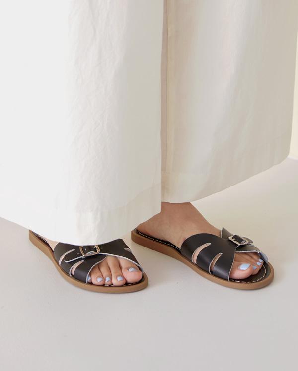 cowhide belt slipper (230-250)