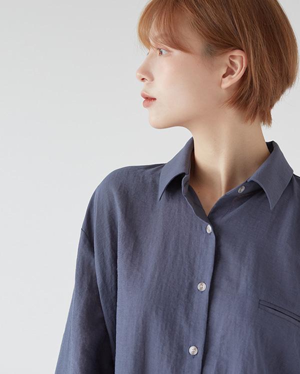 poin deep shirt