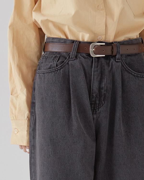 rough mood denim pants (s,m,l)