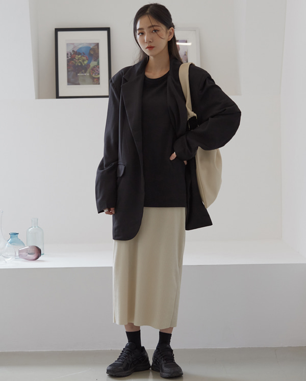 pad over-fit jacket