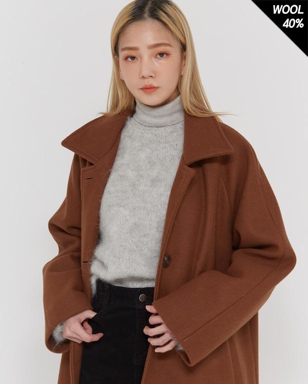 regular mac coat