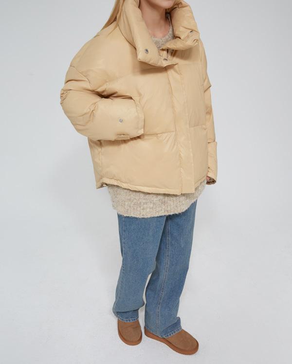 pure duckdown padding bag jumper set