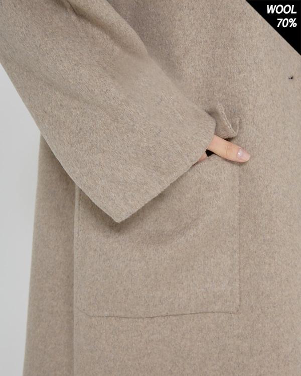 tom basic handmade coat