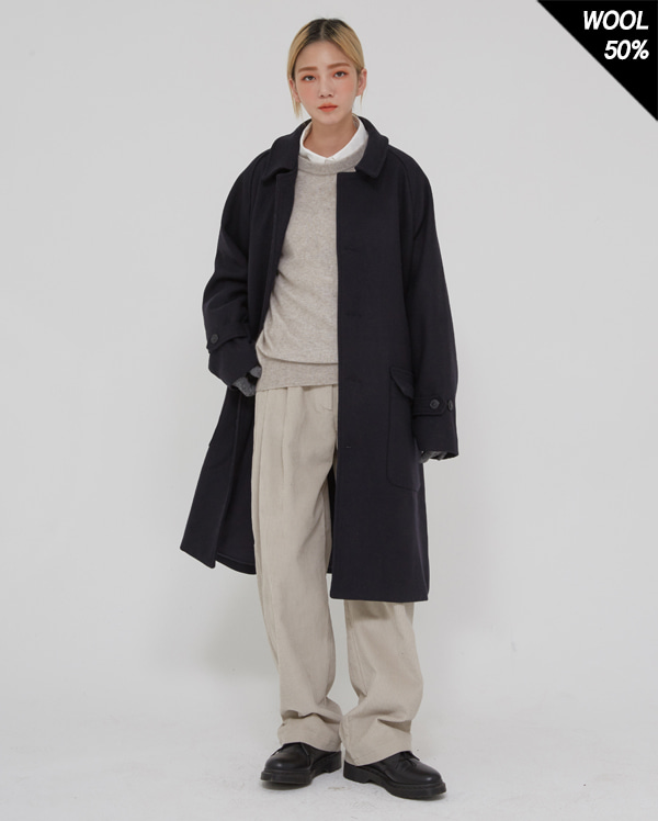 elbow other long coat