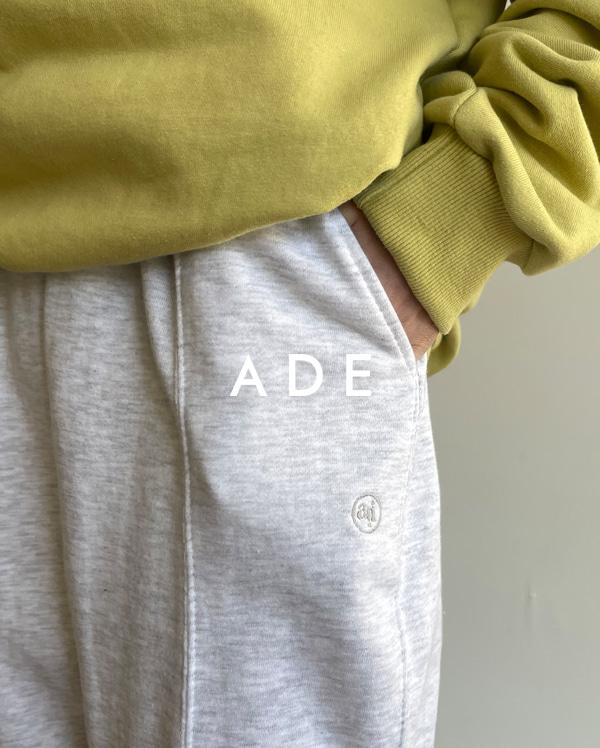 ade stitch jogger pants