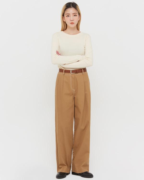 for stich cotton pants (s, m)