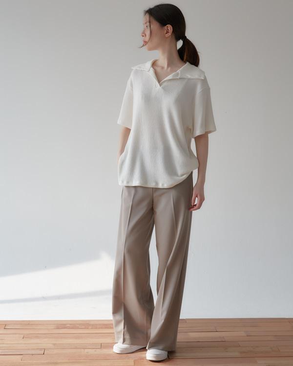 take on wide slacks (s, m, l)