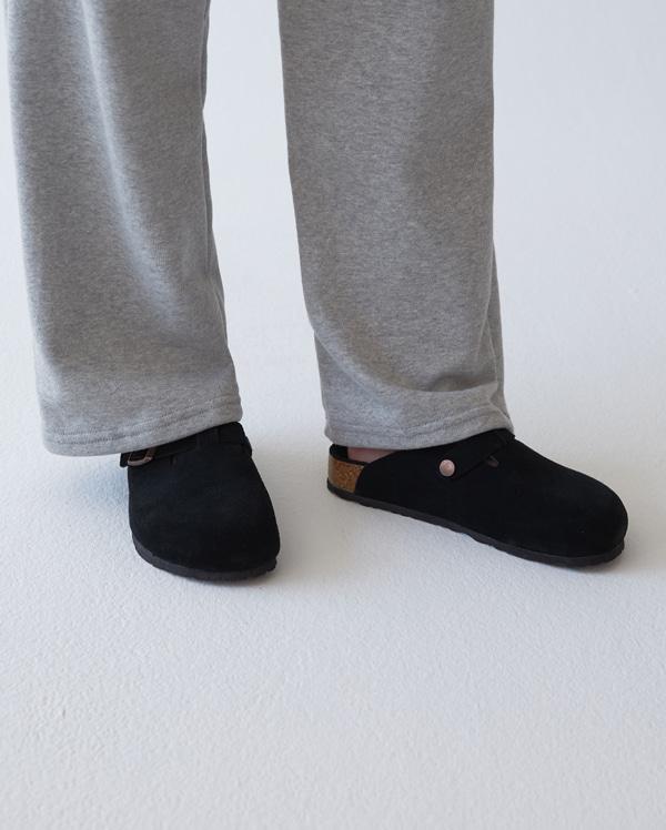 in birken round slipper (s, m, l)