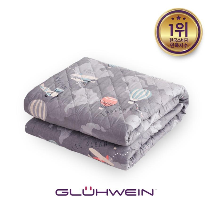 글루바인 전자파안심 전기요 GK-753 더블