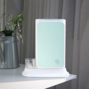 O2케어 가정용 칫솔 살균기 면도기 건조기 벽걸이 스탠드