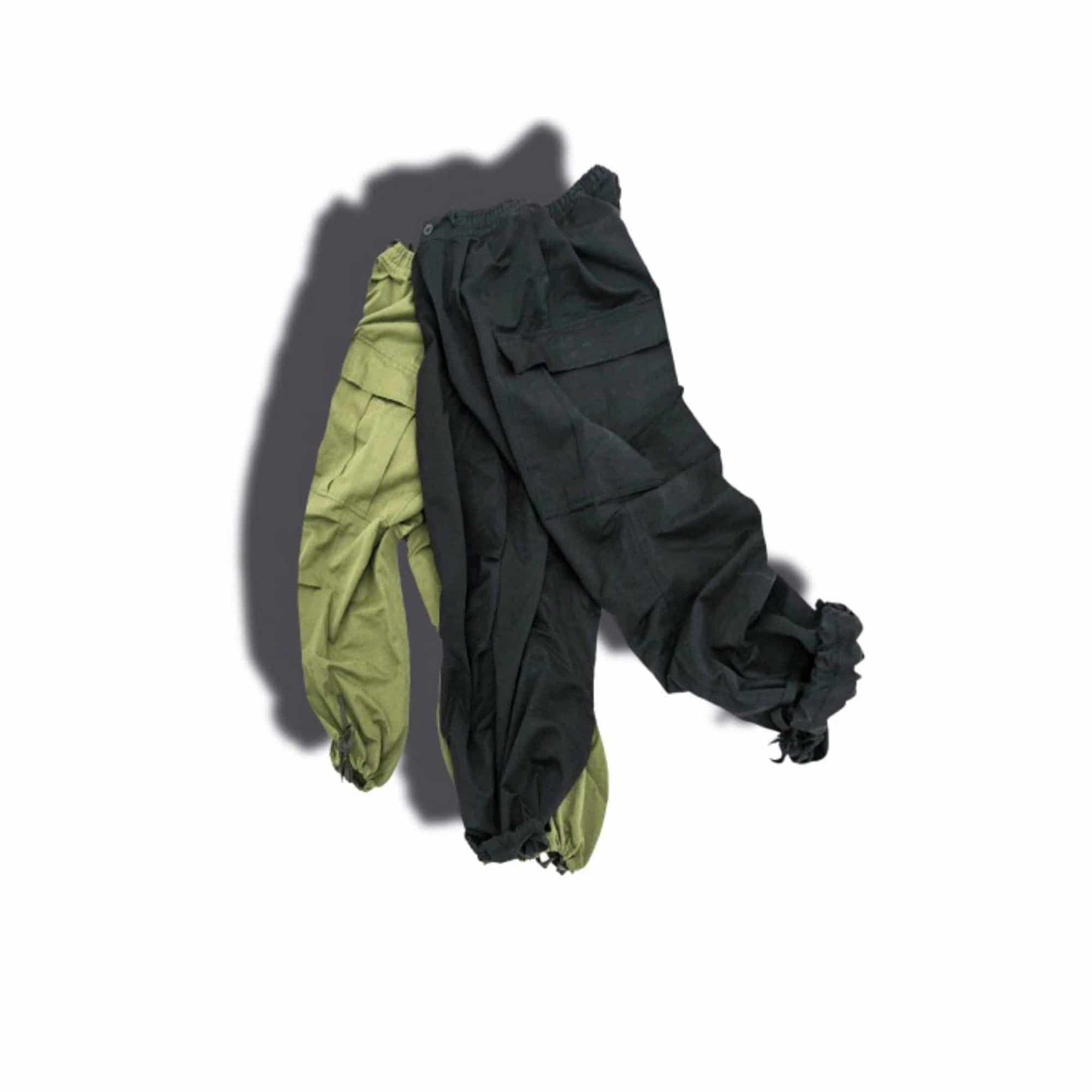 Cargo Balloon Pants - 2color