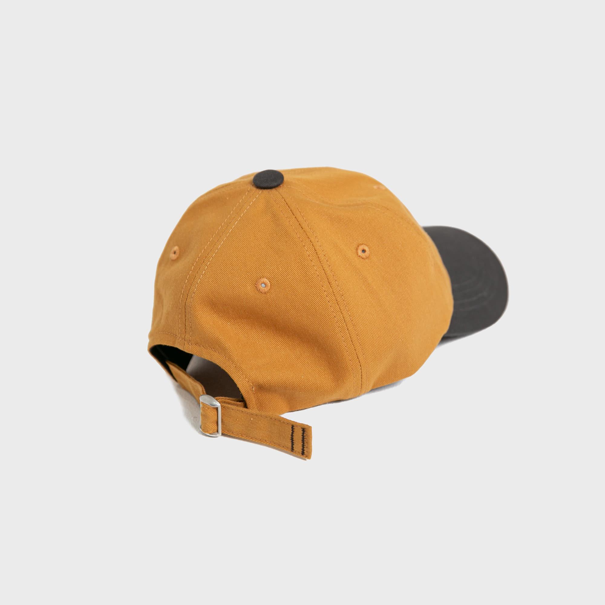 [AG] Flip Cap - Mustard