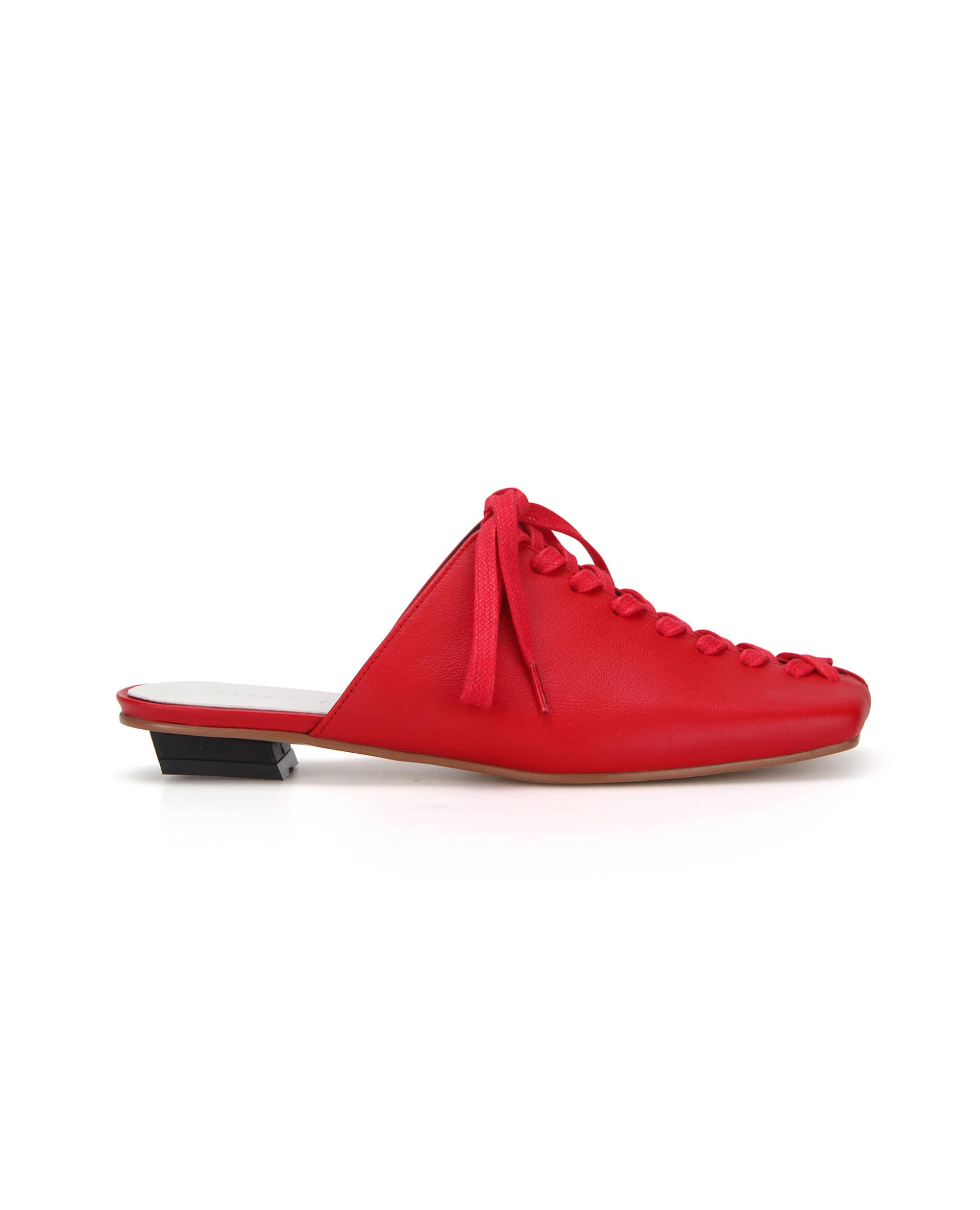 Flat apartment, flat shoes, flats, sabot, mules, flat apartment shoes, shoes, laceupshoes, 플랫아파트먼트, 플랫슈즈, 사보, 뮬