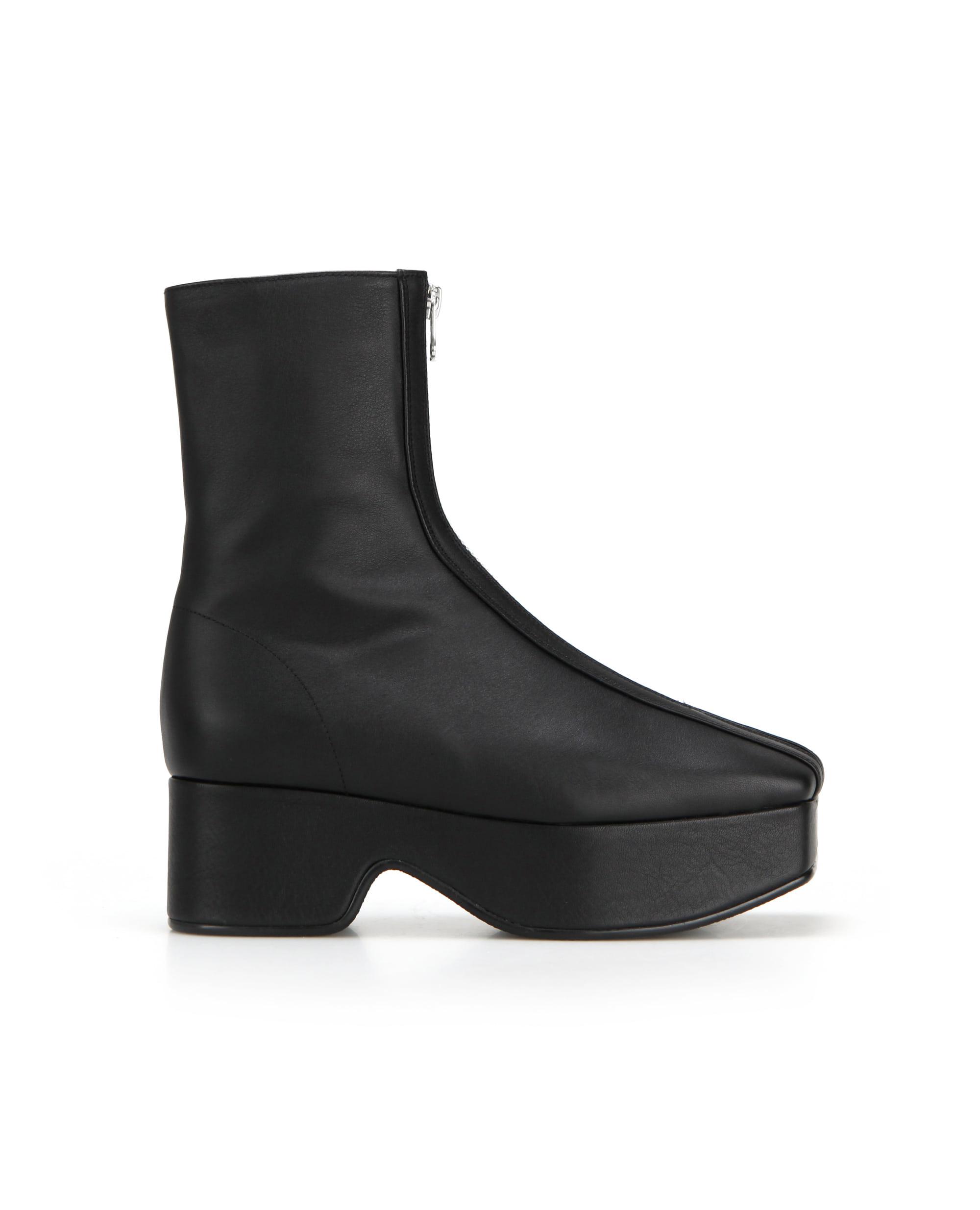 플랫아파트먼트, 부츠, 앵클부츠, 지퍼부츠, 통굽신발, 플랫폼슈즈, 슈즈, 신발, 구두, flatapartment, flat apartment, boots, ankle boots, ankleboots,  zip front boots, platforms, platform shoes, shoes, Seoul fashion, k fashion, flat apartment shoes