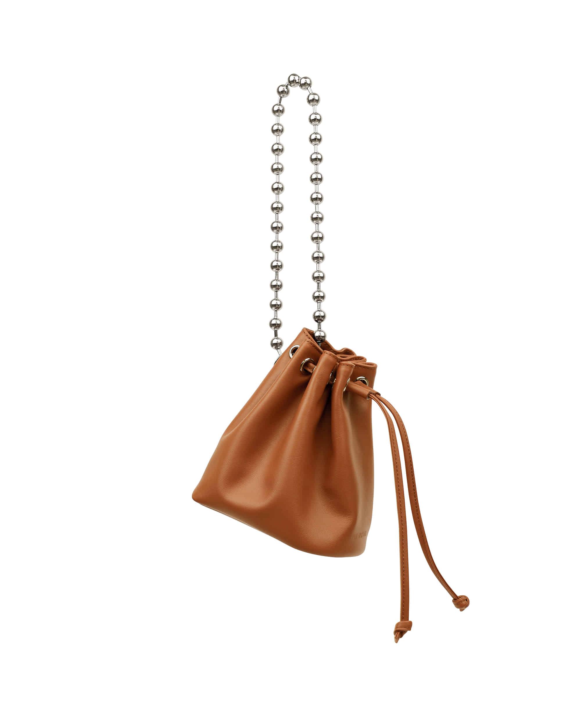 Mini Bucket Bag | Cinnamon