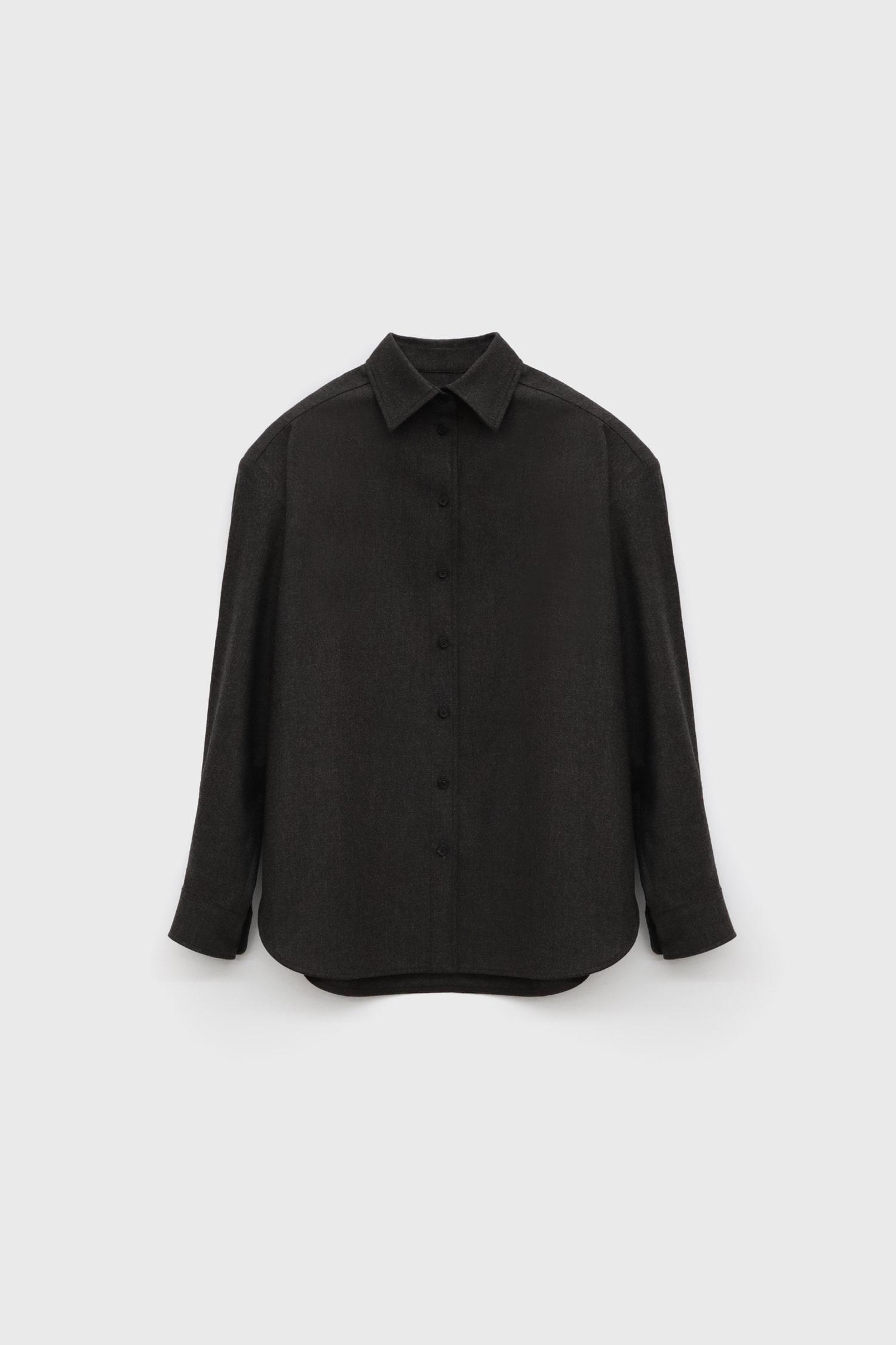 Shoulder Pad Overshirt