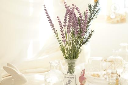 소소한 행복_blissful day 03 (flower 5ea + leaf 2ea)