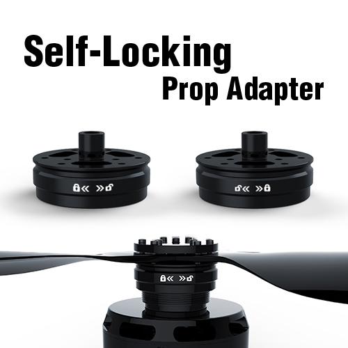 [T-MOTOR] Self-Locking Prop Adaptor