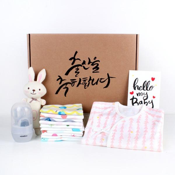 하라로이 이모삼촌 출산선물 박스 (6종세트)