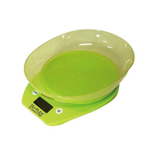듀플렉스 가정용 디지털 주방 저울 DP-3305KS