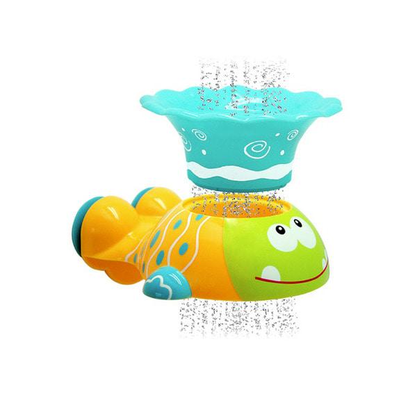 에스까보 열대어 목욕놀이 분수대