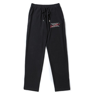 [COLLECTION LINE]ARCHIVE WILE TRAINING PANTS BLACK
