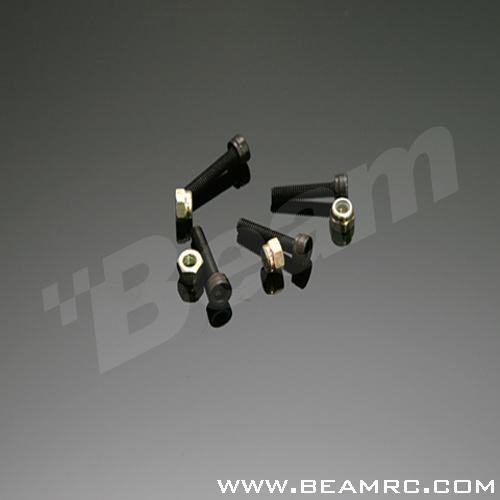 Socket Head Bolt,Nylon Nut:E4 (E4-2501)