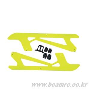 Painted Carbon Landing Strut(Green) : E5(E5-8015)