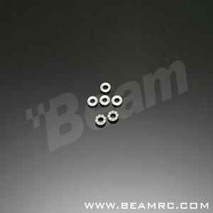 Main Grip Bearing(Thrust #6×12×4.5mm):E5 (E5-7003)
