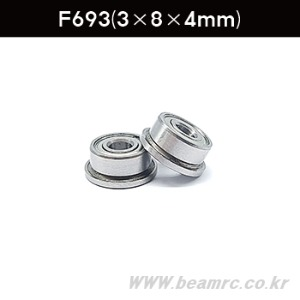 MF693 Flange Bearing 3-8-4F(MF693)