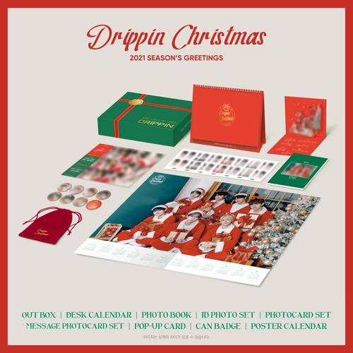 드리핀(DRIPPIN) - 2021 DRIPPIN CHRISTMAS PACKAGE