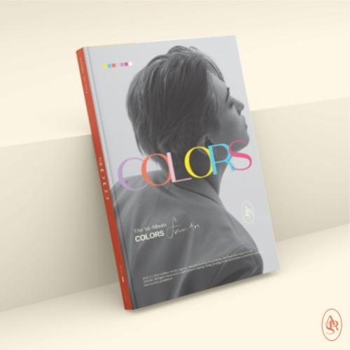영재 (Youngjae) - COLORS from Ars (1ST 미니앨범) (A Ver.)