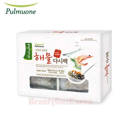 PULMUONE Natural Umami Seafood Dried Sauce Pack 13g*8ea,PULMUONE