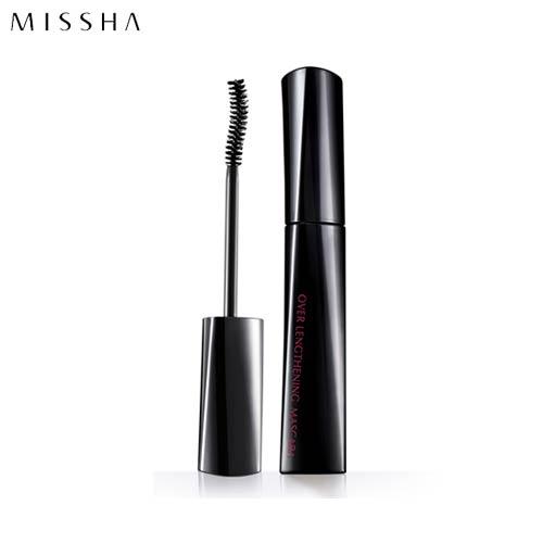 MISSHA Over Lengthening Mascara 10g,MISSHA
