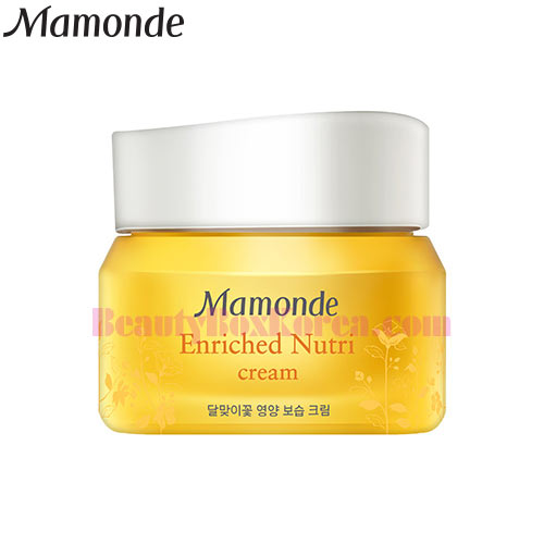 MAMONDE Enriched Nutri Cream 50ml,MAMONDE