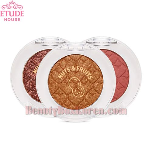 ETUDE HOUSE Look At My Eyes Nuts & Fruits 2g [Nuts & Fruits Collections],ETUDE